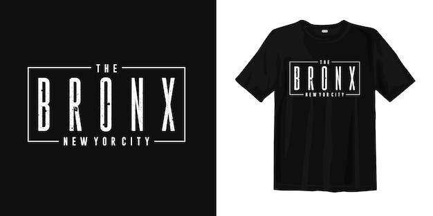 Camiseta bronx new york city