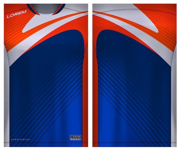 Camiseta deportiva para fútbol