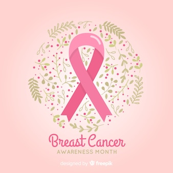 Campaña del mes de concientización sobre el cáncer de mama de octubre