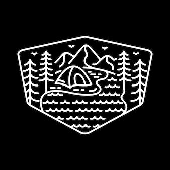 Camping salvaje