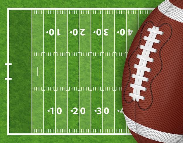Campo de futbol americano