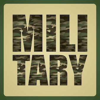 Camuflaje militar