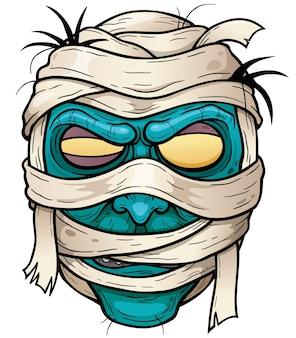Cara de momia