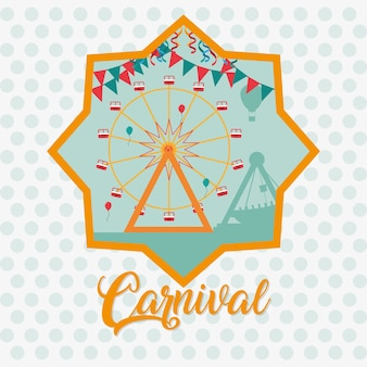 Carnaval de caricaturas del festival