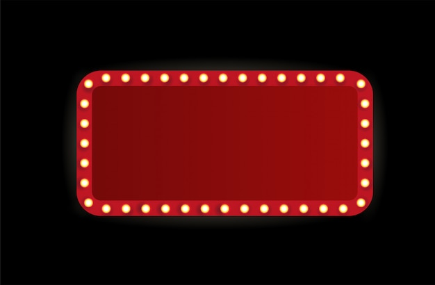 Carpa de teatro aislado en blanco