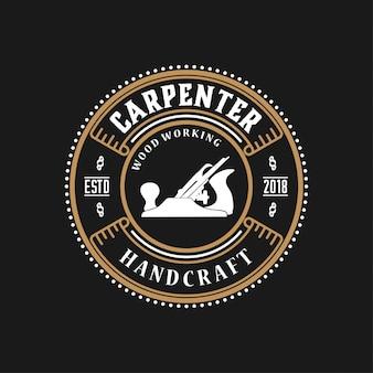 Carpintero logo vintage