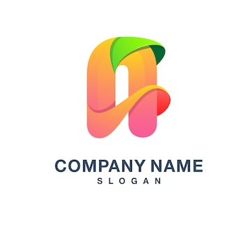 Carta de un logotipo