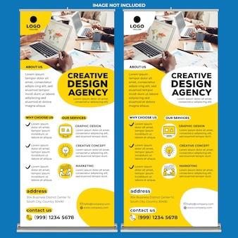 Cartel de agencia creativa 05
