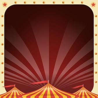 Cartel de circo