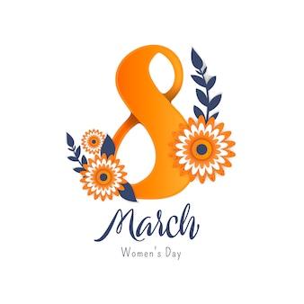 Cartel de diseño de plantillas para el feliz día de la madre