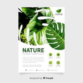 Cartel de naturaleza