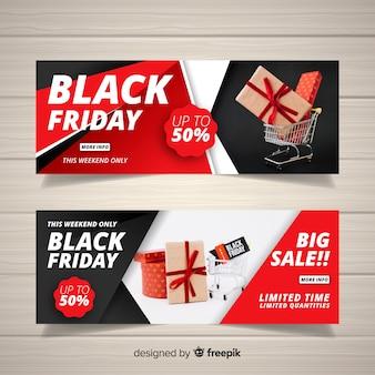 Cartel online de black friday