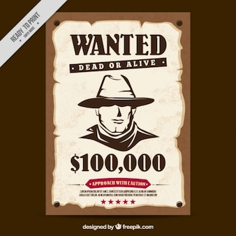 Cartel western se busca