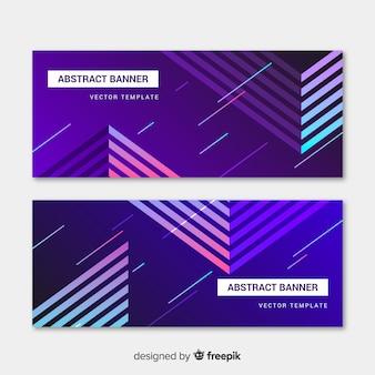 Carteles abstractos