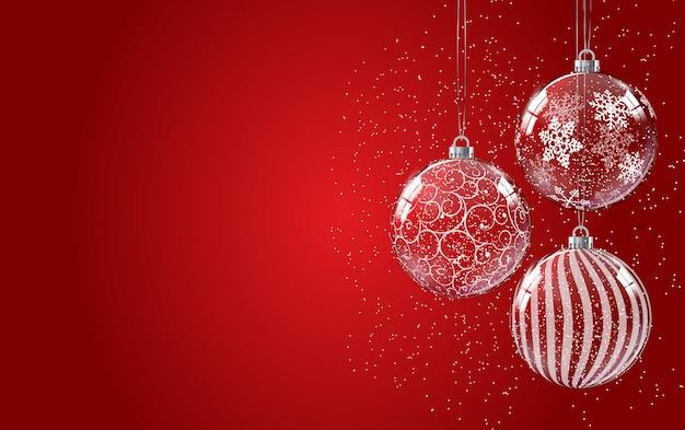 Carteles de feliz navidad y feliz año nuevo.
