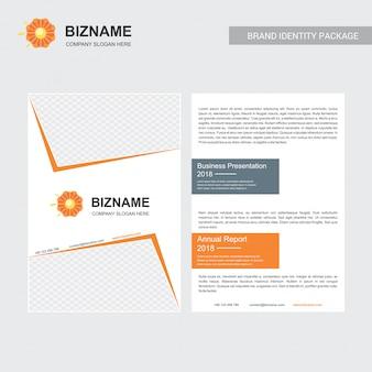 Catálogo de la compañía