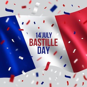 Celebración del día de la bastilla