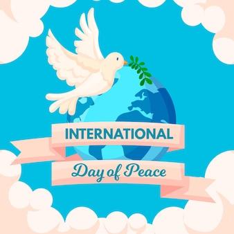 Celebración del día internacional de la paz