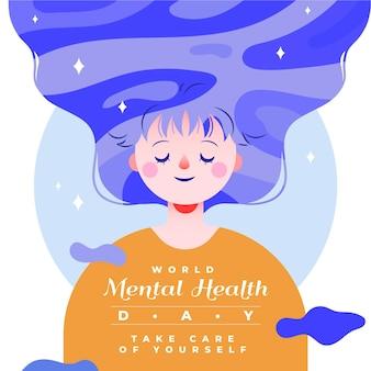 Celebración del día mundial de la salud mental