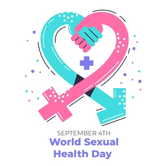 Celebración del día mundial de la salud sexual