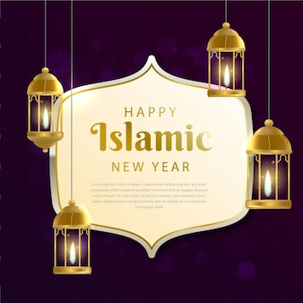 Celebración islámica del año nuevo