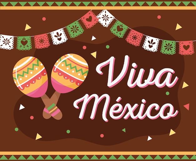 Celebración viva mexico