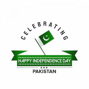 Celebrando el día de la independencia de pakistán
