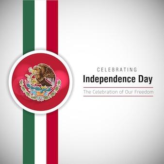 Celebrando en méxico el día de la independencia