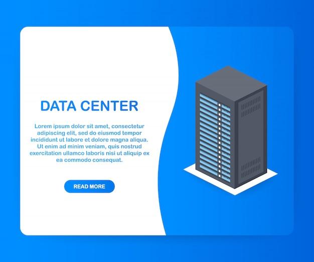 Centro de datos conexión a la nube servidor de alojamiento información de la computadora base de datos tecnología de sincronización .