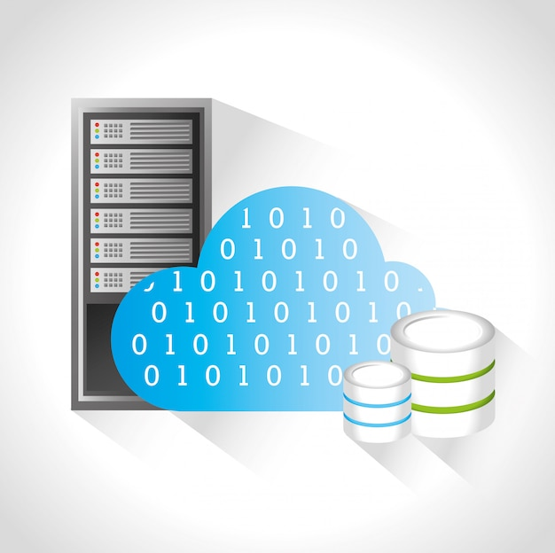 Centro de datos y hosting.