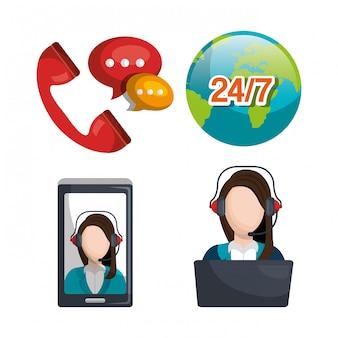 Centro de llamadas