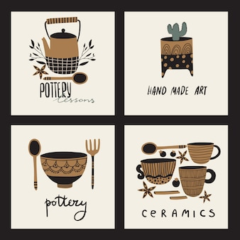 Cerámica y cerámica