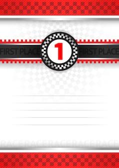 Certificado de antecedentes de adjudicación