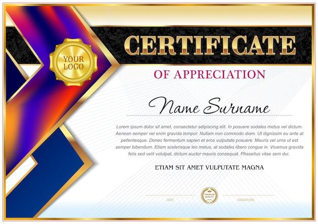 Certificado de plantilla de empleo.