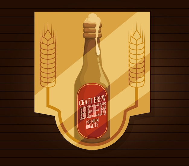 Cerveza artesanal de primera calidad