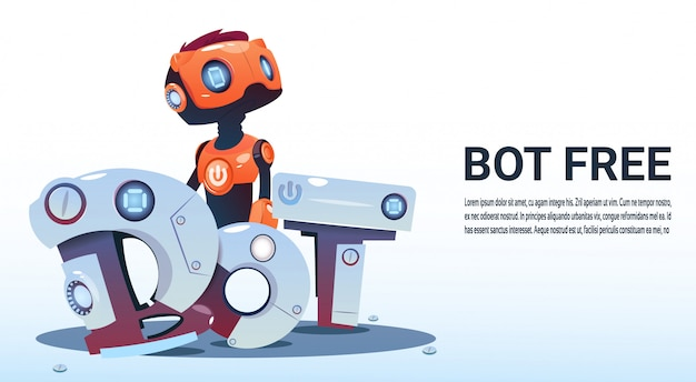 Chat bot free robot asistencia virtual de sitio web o aplicaciones móviles, artificial intelligence co