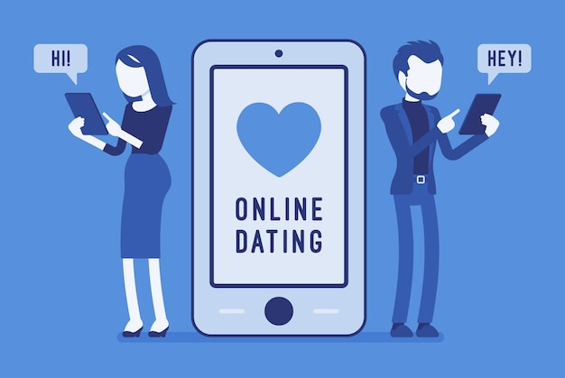 Chat de citas en línea