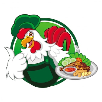 Chef de pollo