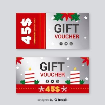Cheque regalo de 45 dólares