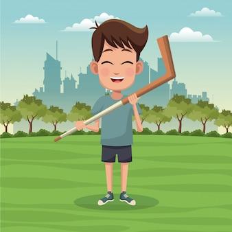 Chico deporte actividad parque ciudad bakcground