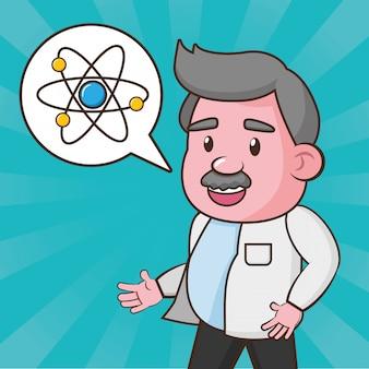Ciencia de laboratorio científico