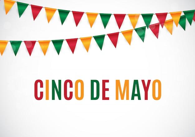 Cinco de mayo feriado