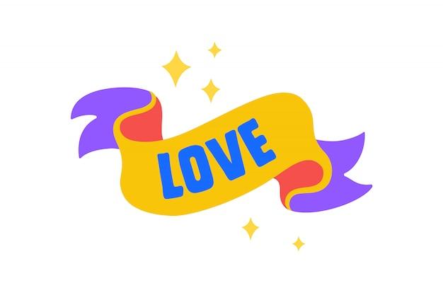 Cinta vintage. divertida pegatina. etiqueta engomada colorida de la diversión - cinta retro vintage de la vieja escuela
