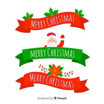 Cintas navideñas