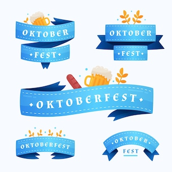 Cintas del oktoberfest