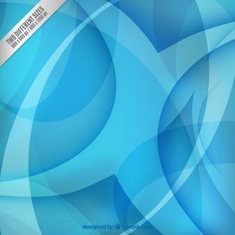 Círculos abstractos fondo