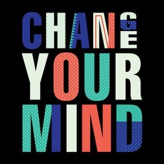 Cita motivacional, tipografía y eslogan.
