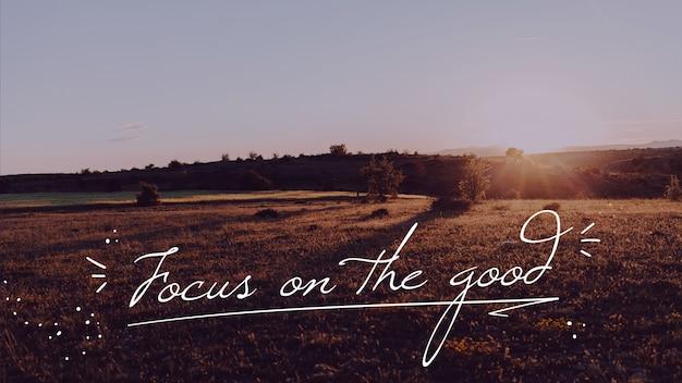 Cita positiva con foto