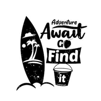 Cita sobre aventura y viaje.
