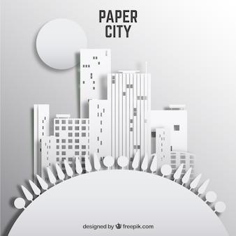Ciudad de papel